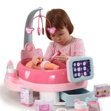 SMOBY BABY NURSE ELEKTROMOS BABACENTER
