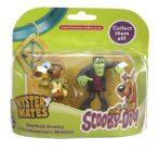 Scooby Doo kütyü blister 2 figurával