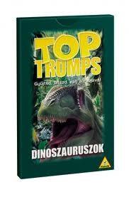 Top Trumps kártya - Dinoszauruszok (Piatnik)