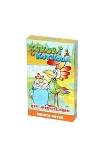 Két játék egyben: Kukori és Kotkoda (kártya)