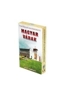 Kvartett: Magyar várak (kártya)