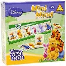 Mini Mind Disney memóriajáték (Piatnik)
