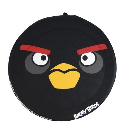 Angry Birds frizbi - Fekete