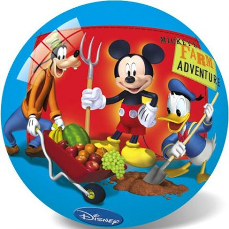 Mickey egér a farmon labda 14 cm-es