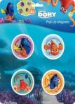 DISNEY DORY POP-UP MÁGNES (SZENILLA)