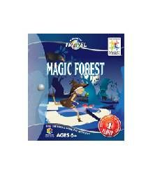 Varázserdő mágneses utazójáték - Smart Games Magnetic Travel Magic Forest
