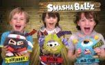 Smasha Ballz interaktív plüss