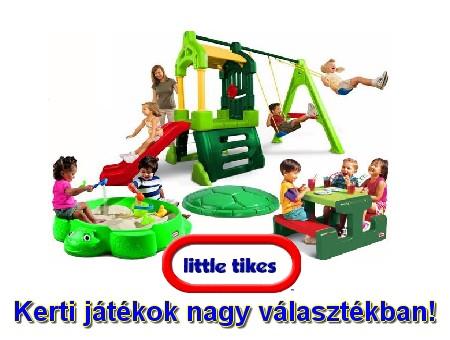 Little tikes kerti játékok
